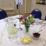 vintage tea party - lemonade