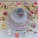 vintage tea party - cake