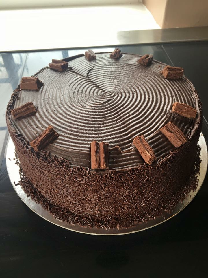 Chocolate cake - Surrey catering menus