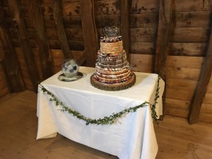 weddingcake 2509 barn